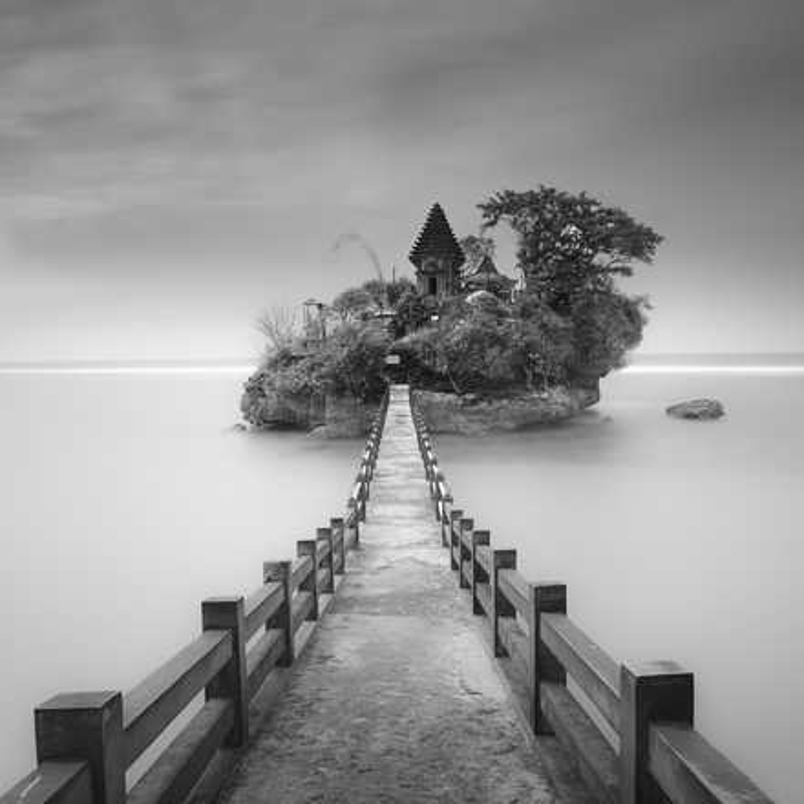 Island Sky - Hengki Koentjoro