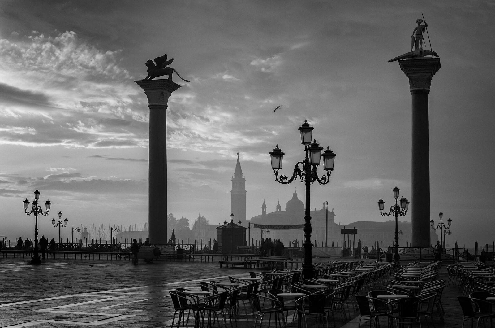 Piazzetta San Marco - Helmut Schlaiß