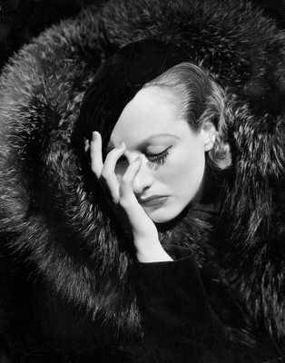 Distraught (Joan Crawford) von George Hurrell