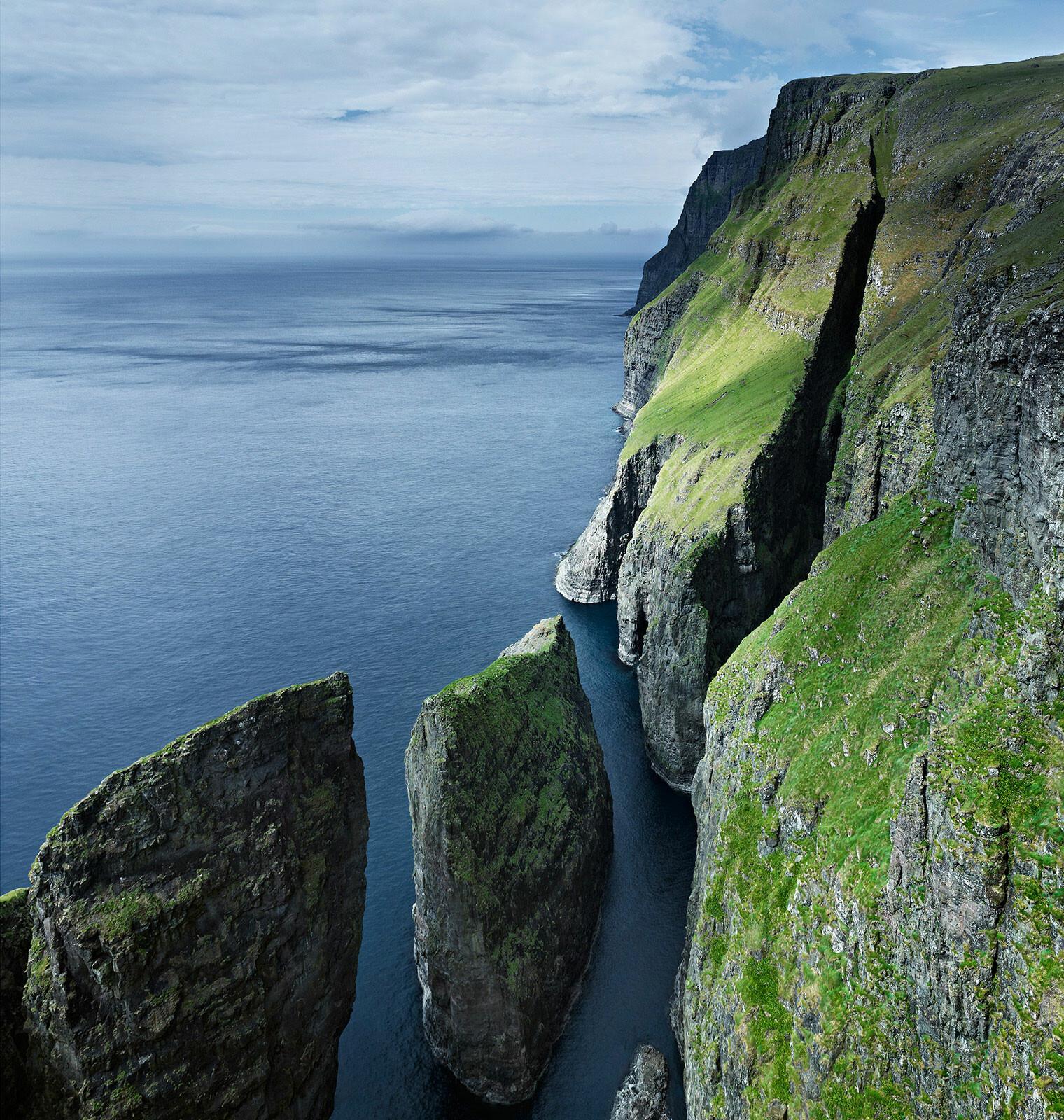 Sea stacks #2, Faroe Islands - Jonathan Andrew