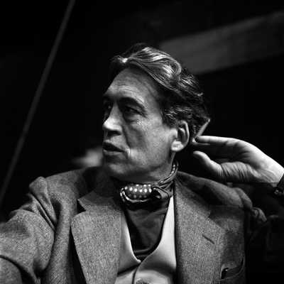 John Huston von Jane Bown