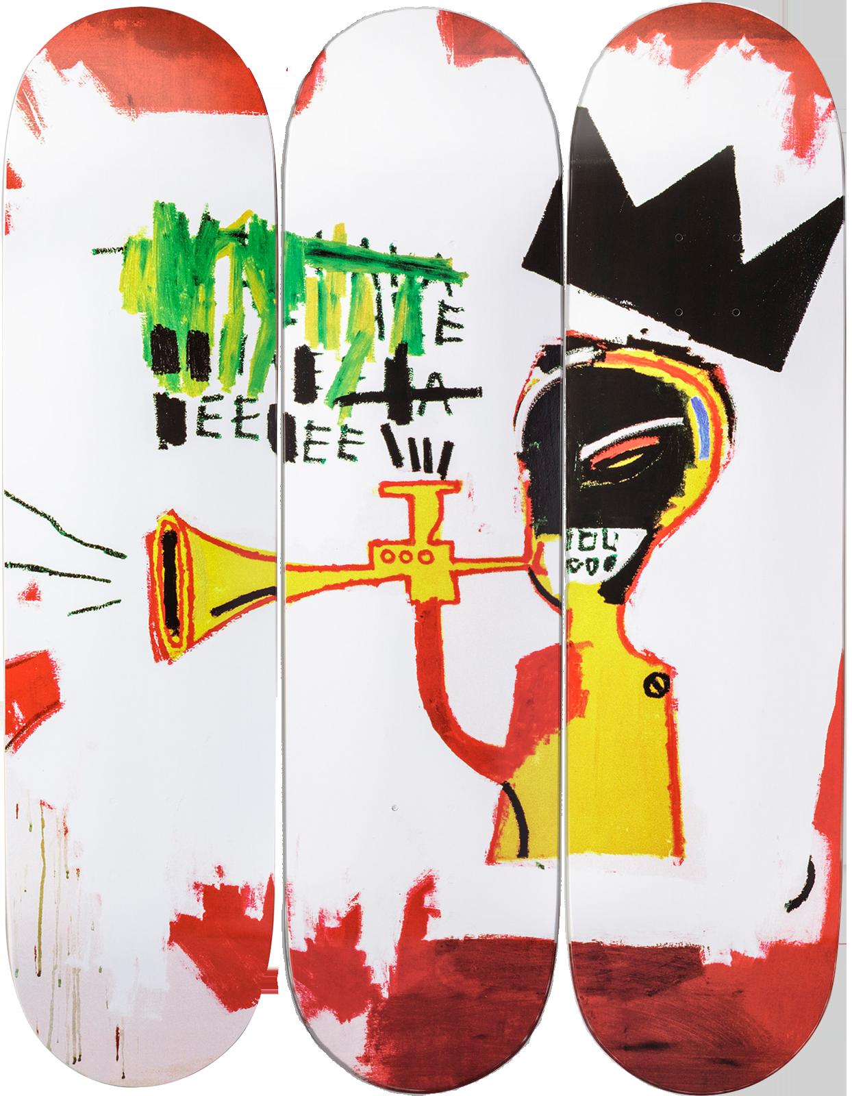 Trumpet - Jean - Michel Basquiat