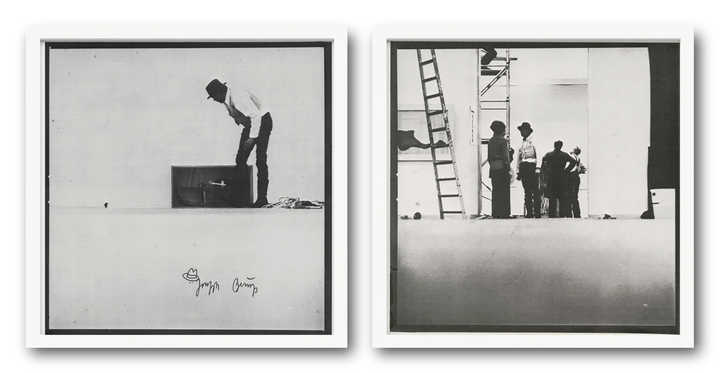 3-Tonnen Edition by Joseph Beuys