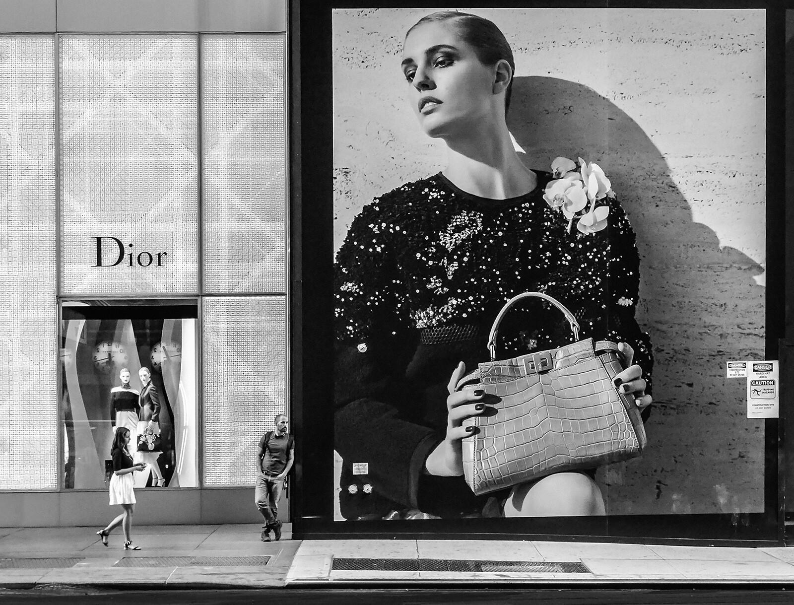 Girl, Boy, Dior - Joseph Cela