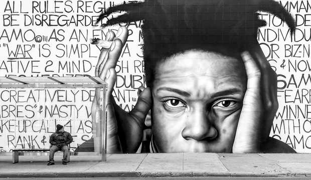 Basquiat - Brooklyn - Joseph Cela