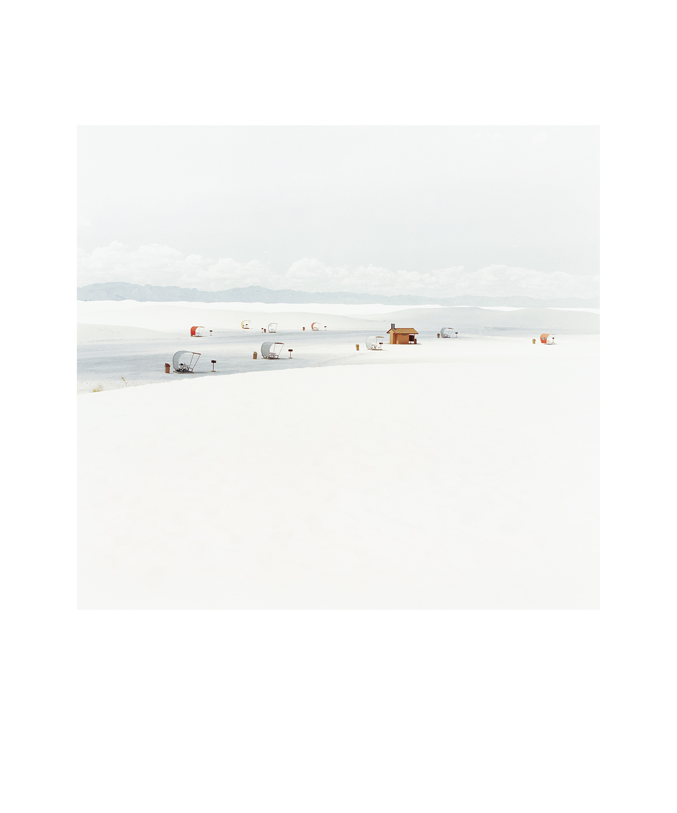 White Sands #1 by Julia Christe
