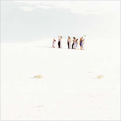 White Sands #4 von Julia Christe