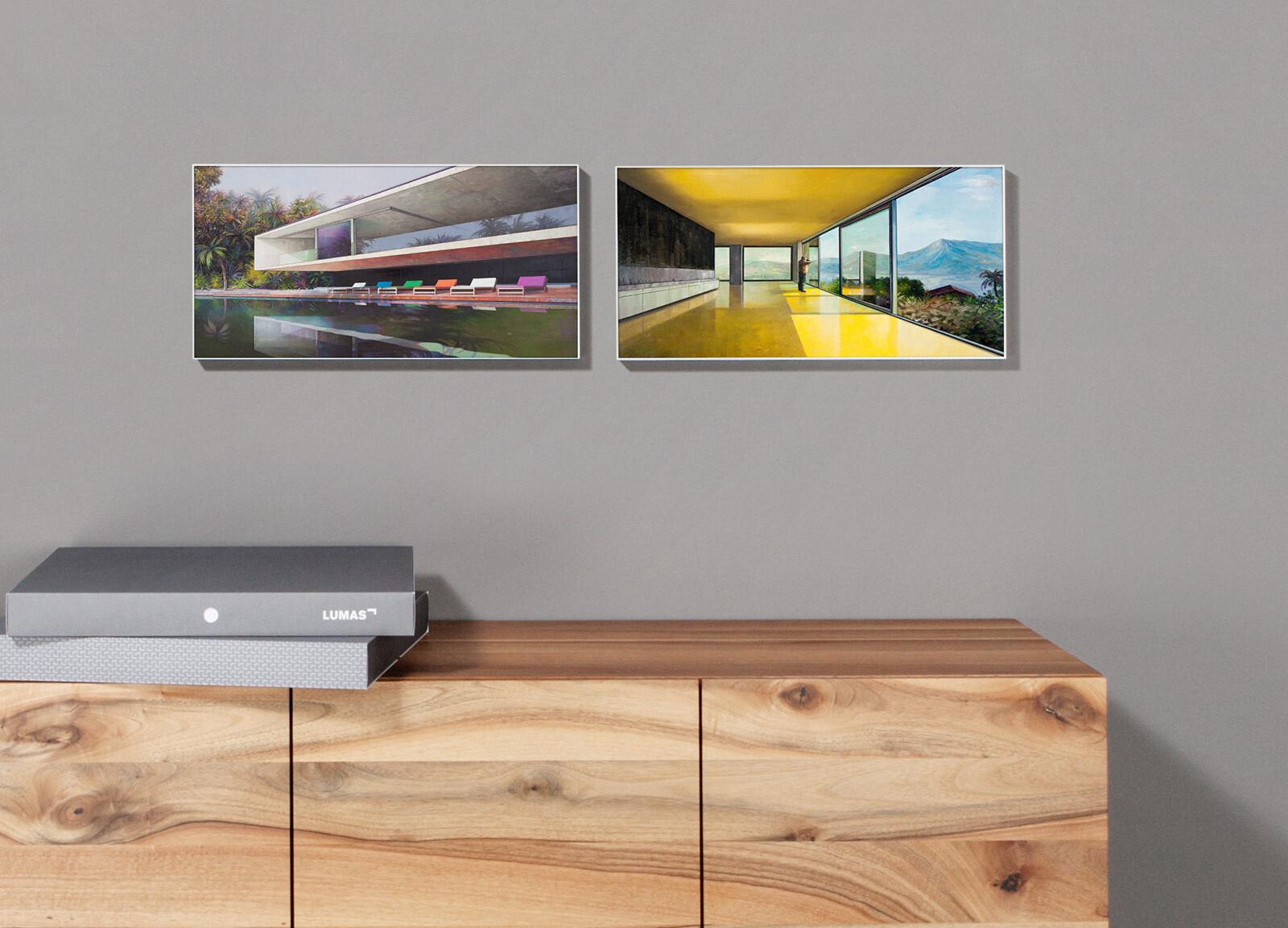 Modern house interior - Jens Hausmann