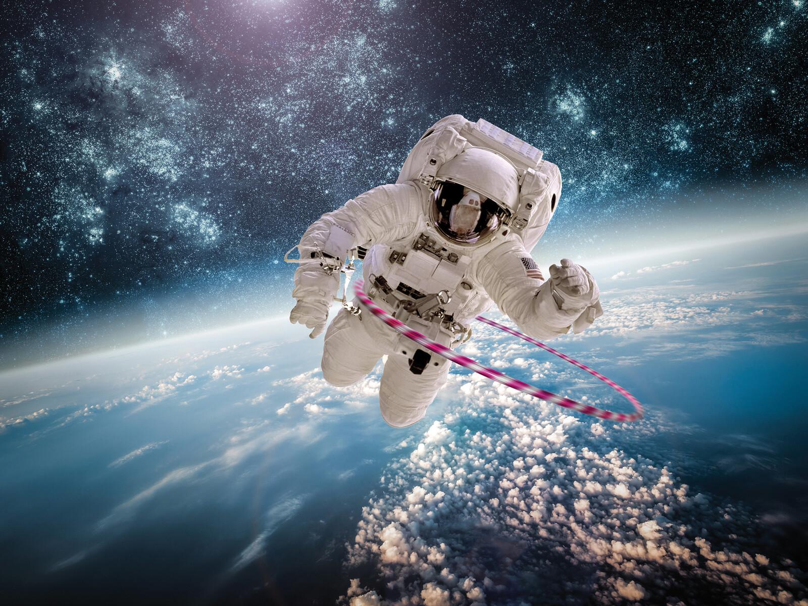 Astronaut - Jirko Bannas