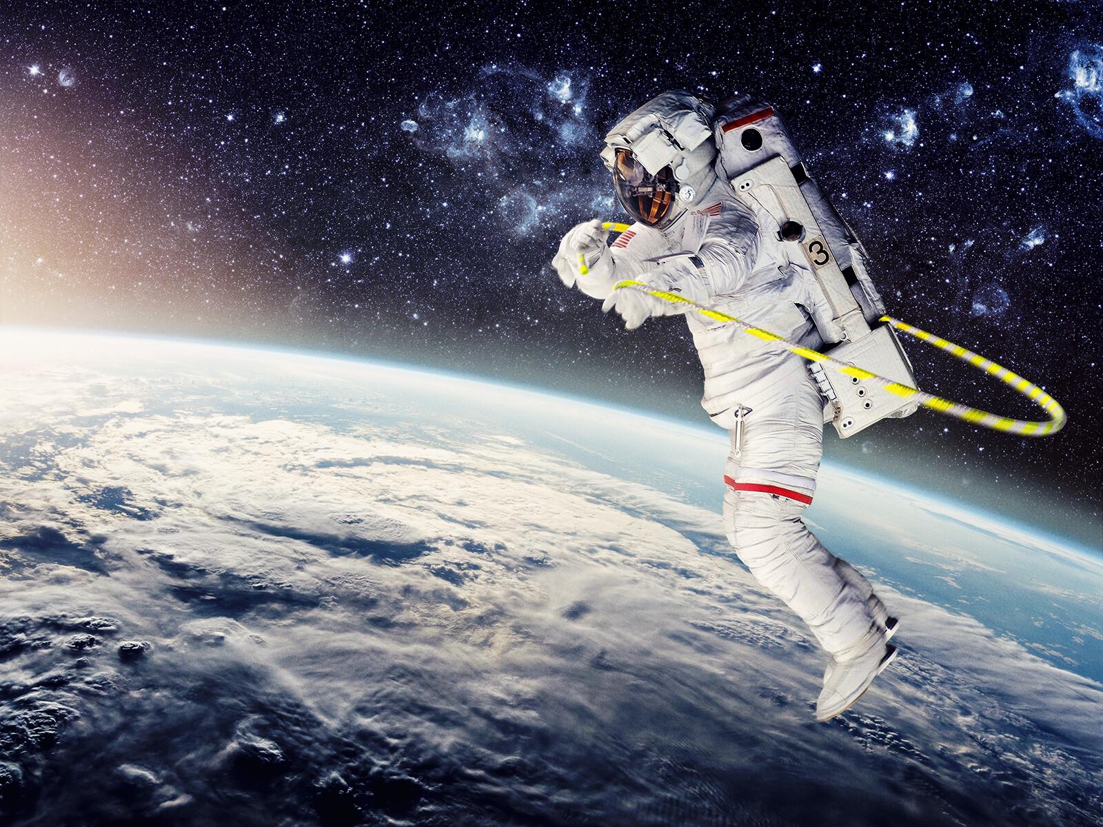 Astronaut II - Jirko Bannas