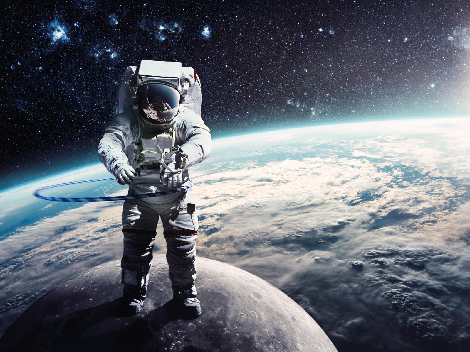 Astronaut III - Jirko Bannas