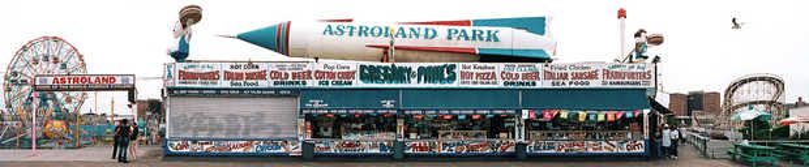 Astroland Park, Coney Island - James & Karla Murray