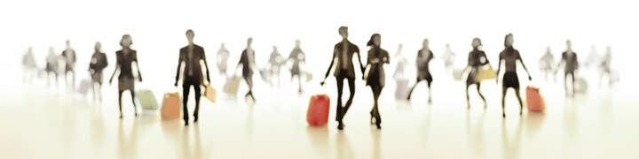 Travelling III von Joerg Maxzin