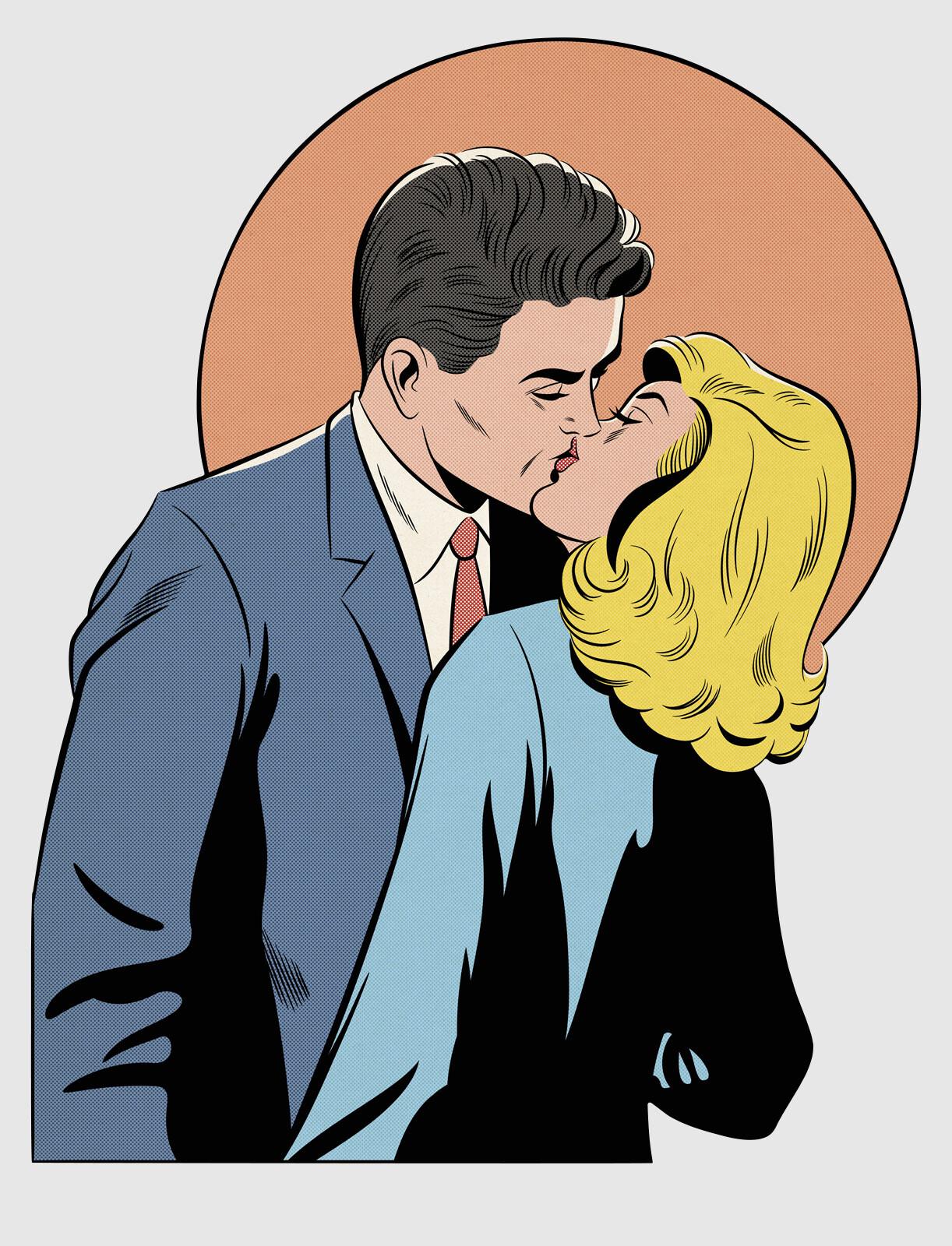Our First, Tender Kiss - Joe Mcdermott