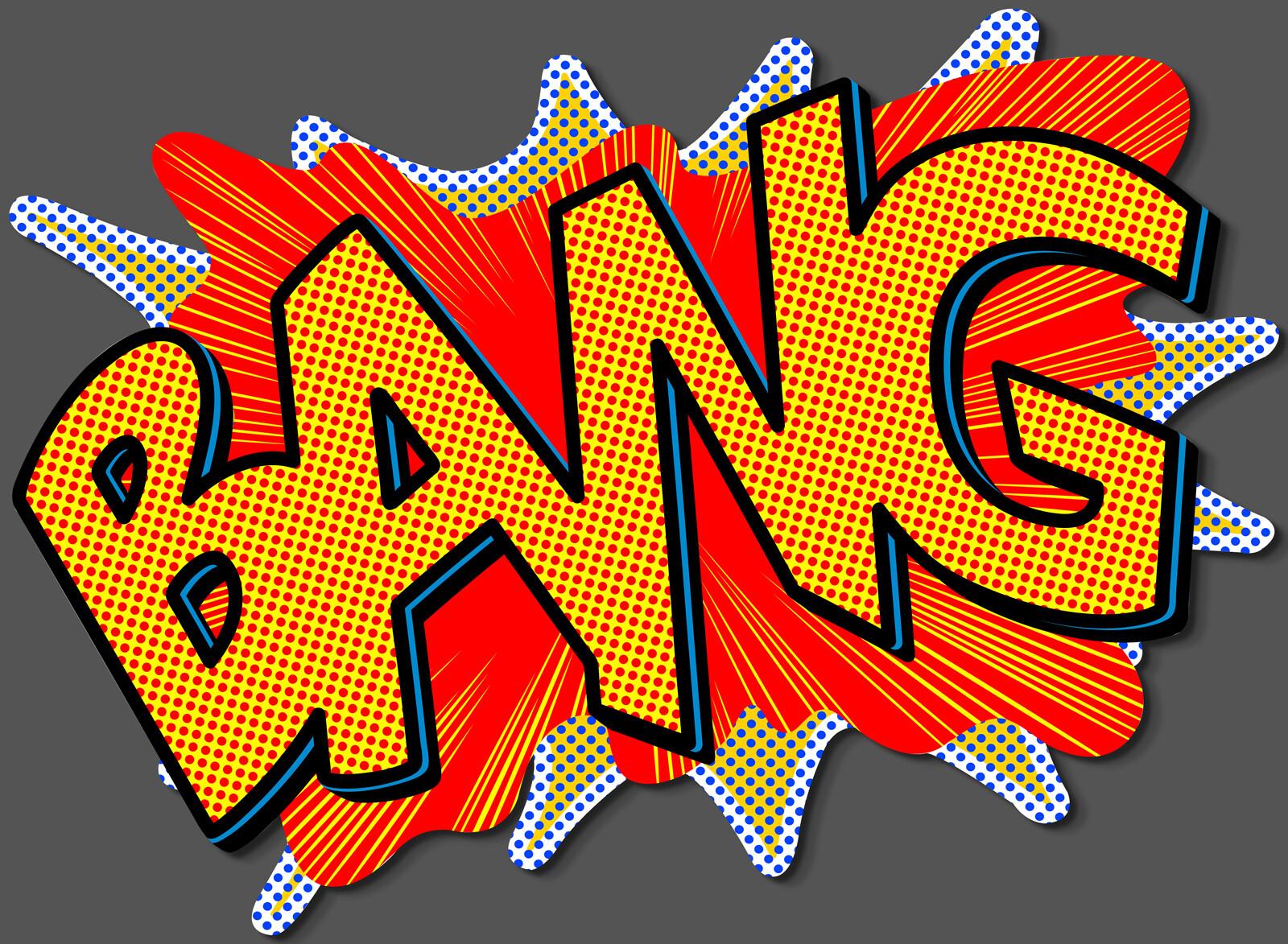 BANG! - Joe Mcdermott