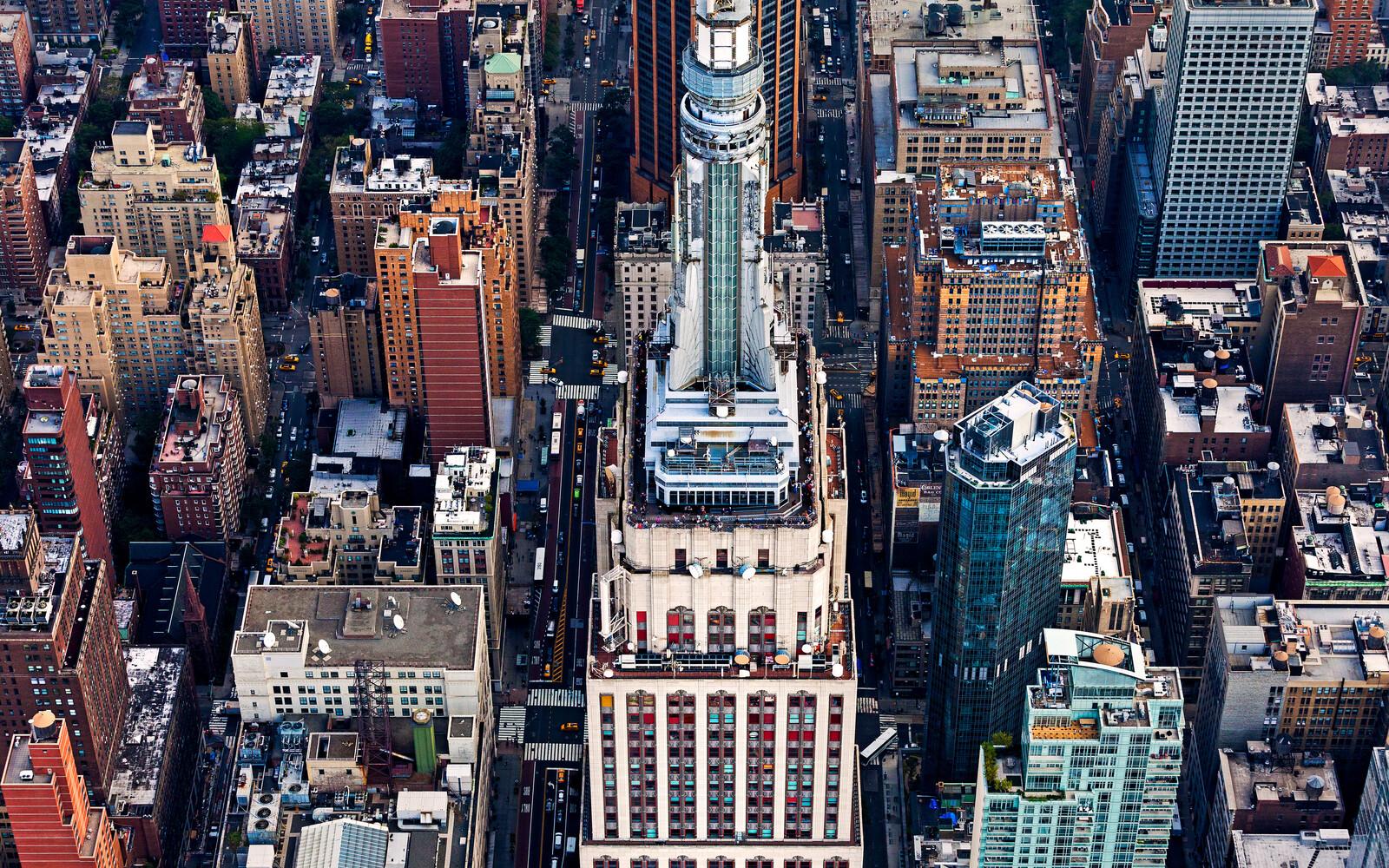 The Empire State Building - Jack Marijnissen