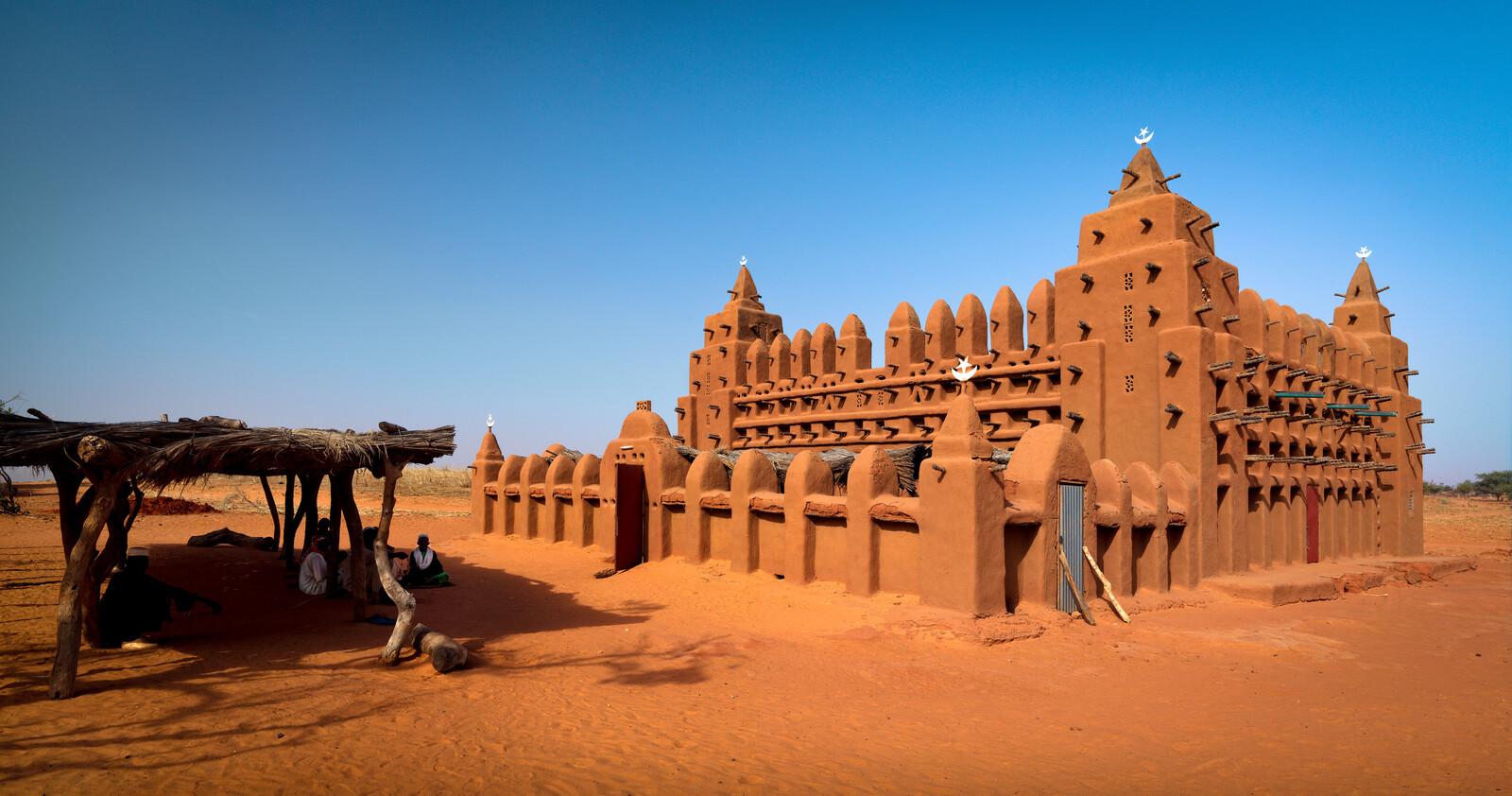 Moschee von Walladou - Farin Urlaub