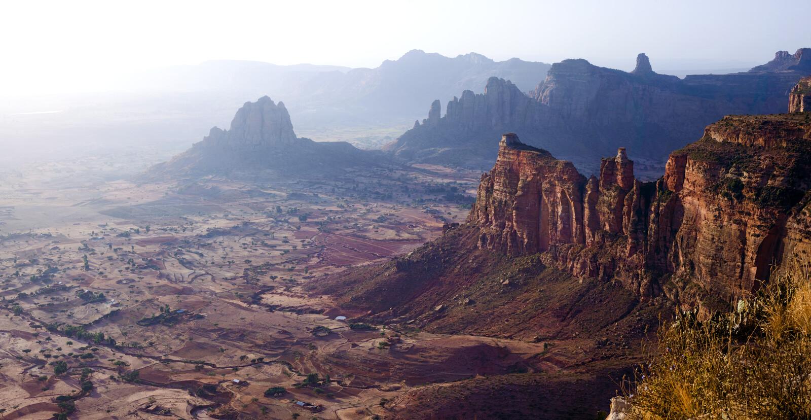 Tigray Panorama, Äthiopien - Farin Urlaub