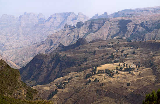 Simien Mountains, Äthiopien
