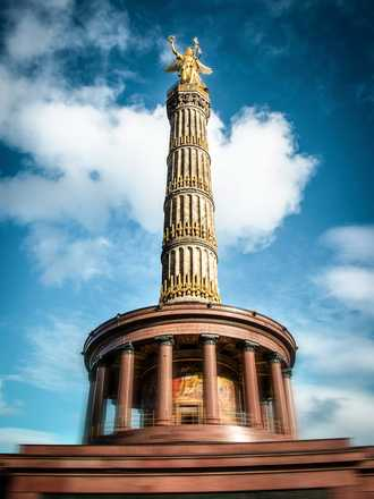 Siegessäule Berlin - Johannes Weinsheimer