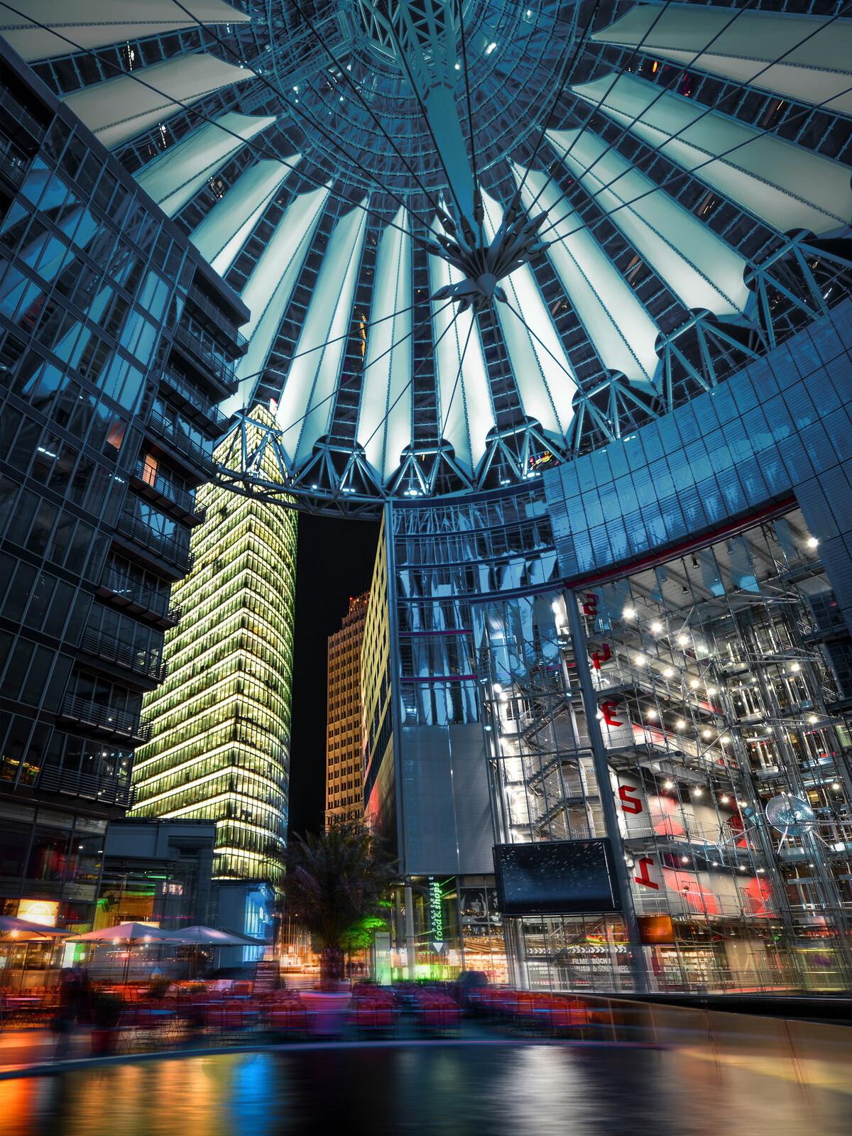 Sony Center - Johannes Weinsheimer