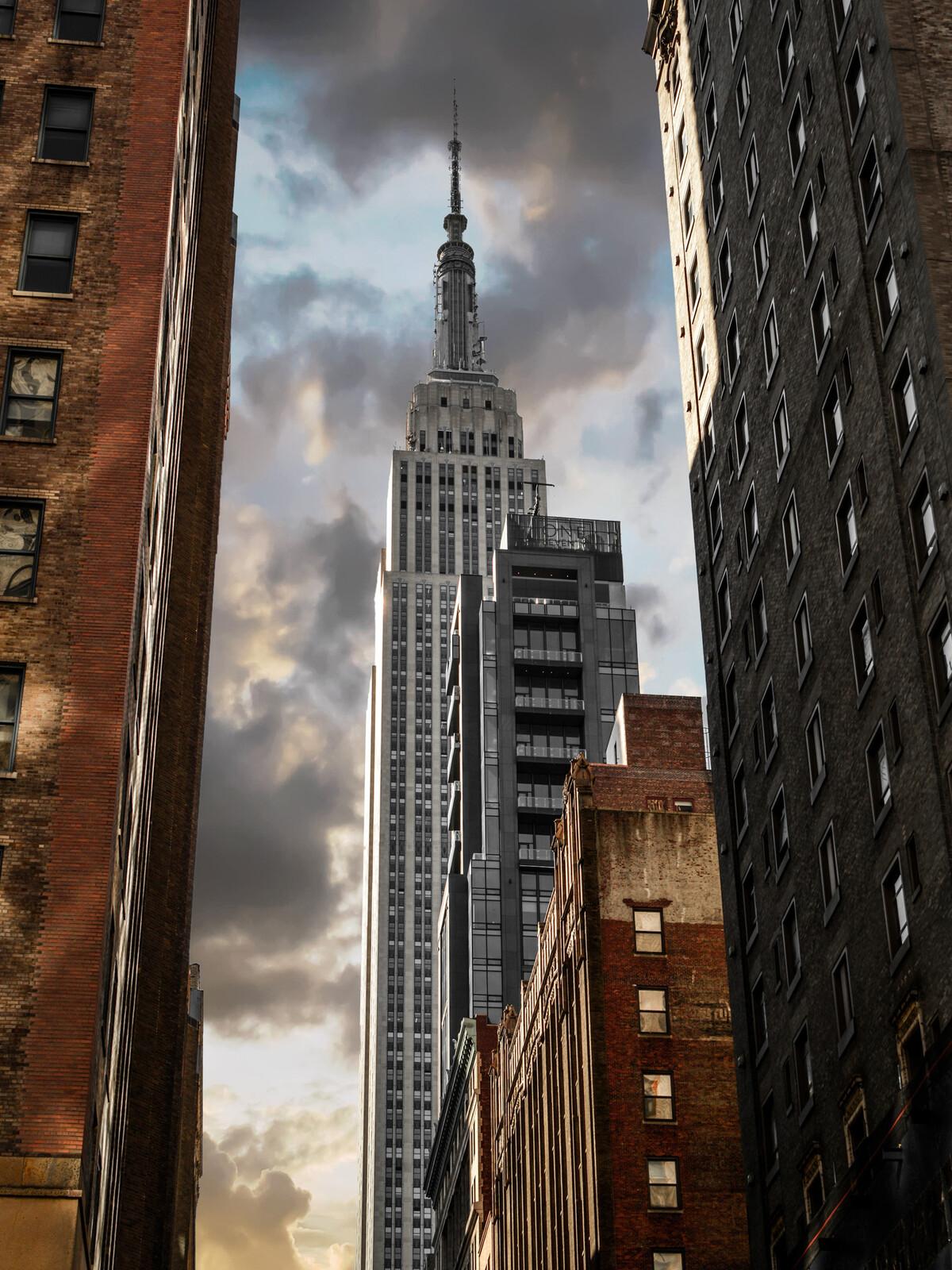 Empire State Building - Johannes Weinsheimer