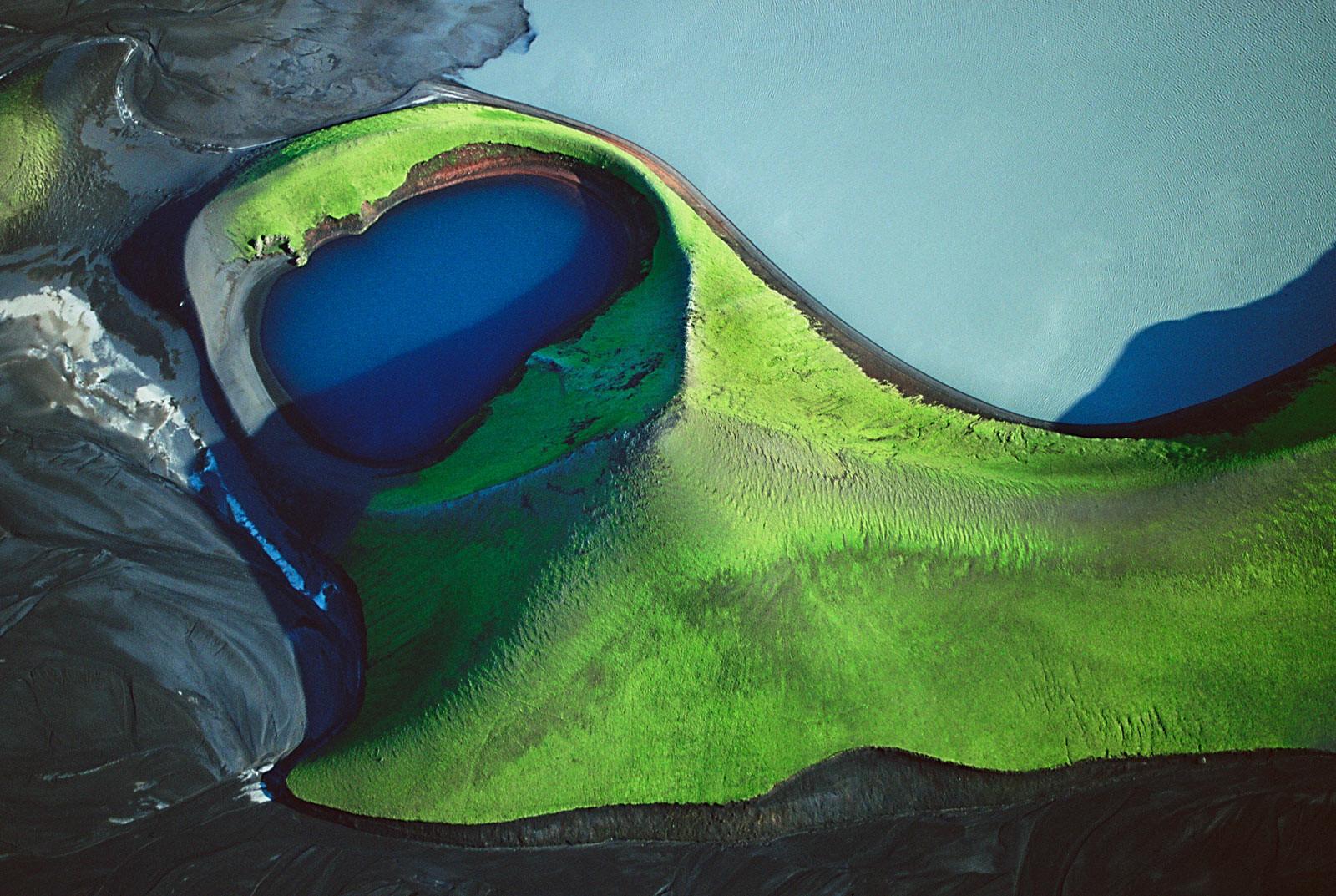 Artwork Earth 02 - Klaus D. Francke