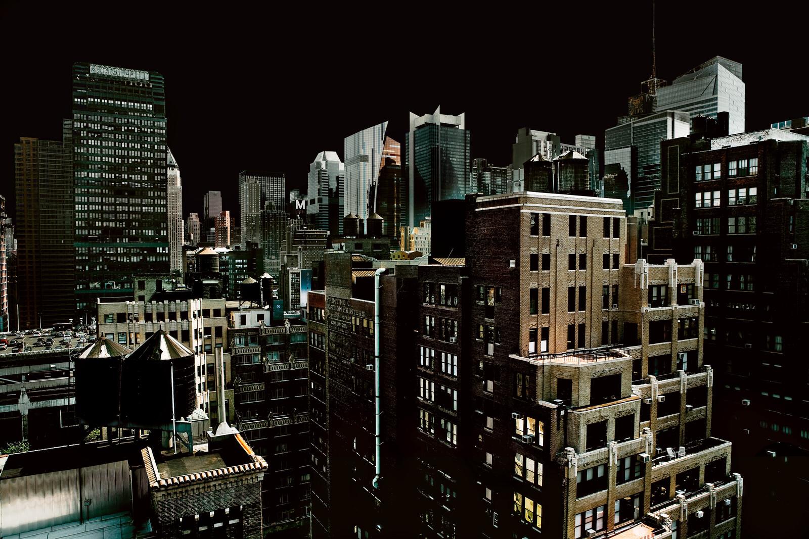 Darklight I - Lutz Hilgers