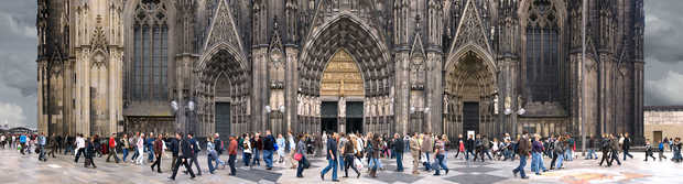 Domplatz, Cologne, Germany - Larry Yust