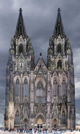 Cathedral, Cologne, Germany - Larry Yust