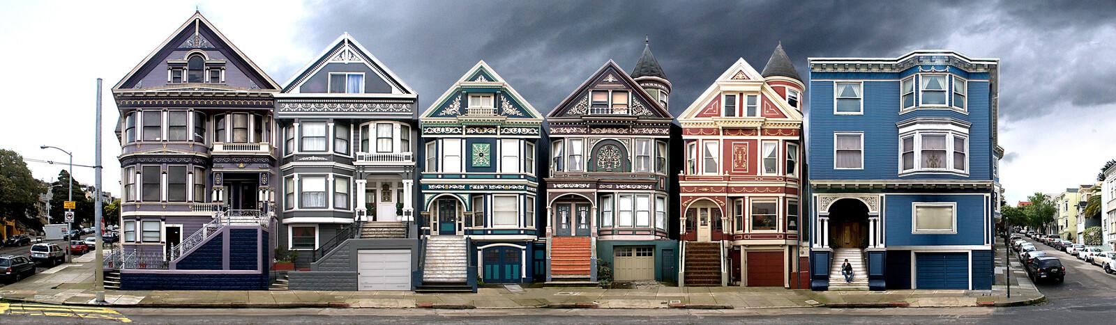 San Francisco, Waller St. - Larry Yust
