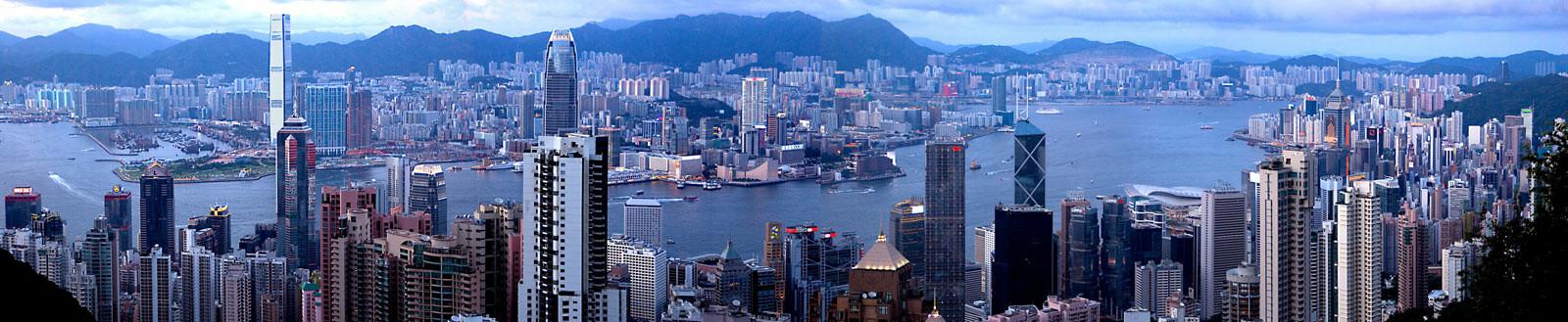 Hong Kong, Kowloon - Larry Yust