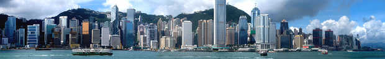 Hong Kong, Skyline #3 - Larry Yust