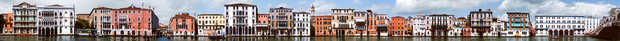 Grand Canal, Rialto North, Venice, Italy - Larry Yust