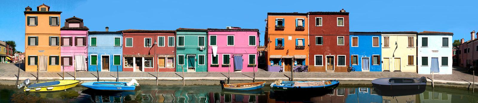 Venice, Burano, Fondamento Caravello - Larry Yust