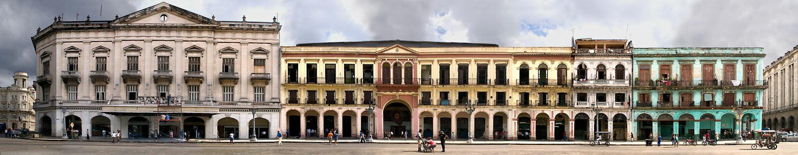 Havana, El Prado #5 - Larry Yust