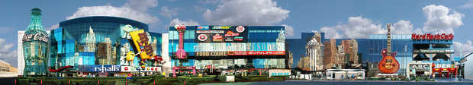 3745 South Las Vegas Boulevard, Las Vegas - Larry Yust