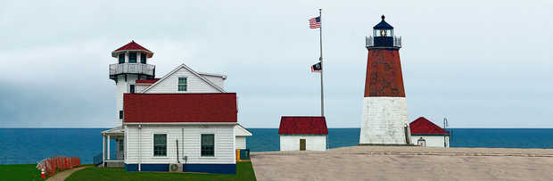 Point Judith Light - Larry Yust