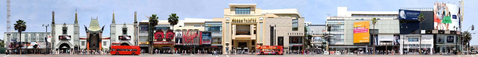 Hollywood Boulevard #3, LA - Larry Yust