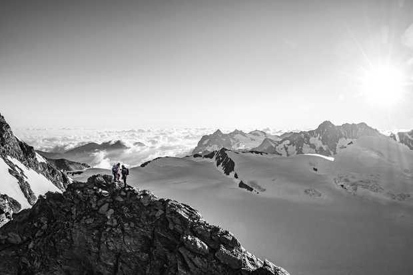 Trugberg III, Berner Oberland, Aletschgebiet, Schweiz / Thomas Senf - Mammut Collection