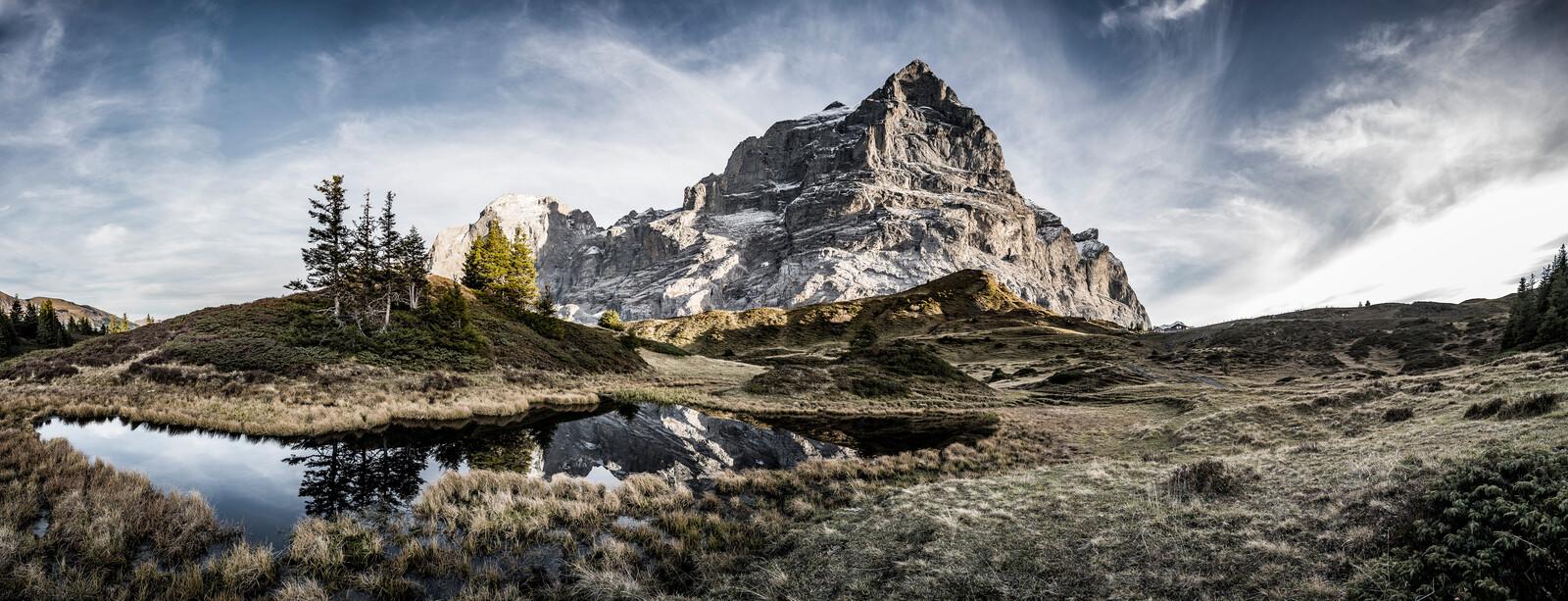 Wetterhorn, Grosse Scheidegg, Schweiz / Thomas Senf - Mammut Collection