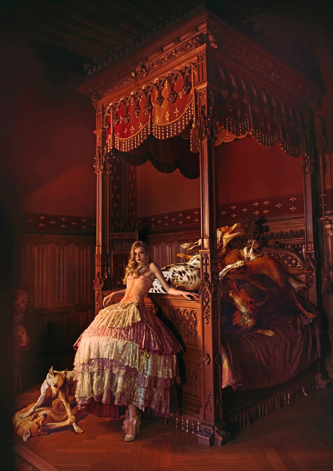 Bedtime Brawl - Miss Aniela