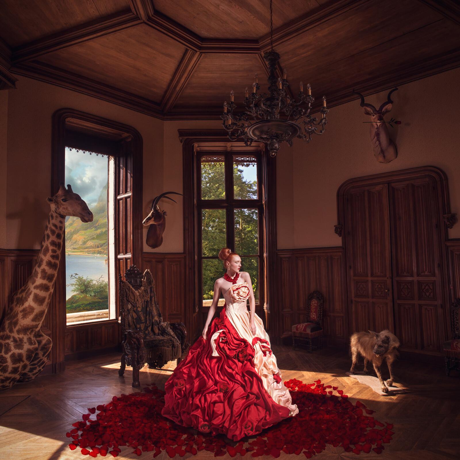 Crimson Queen - Miss Aniela