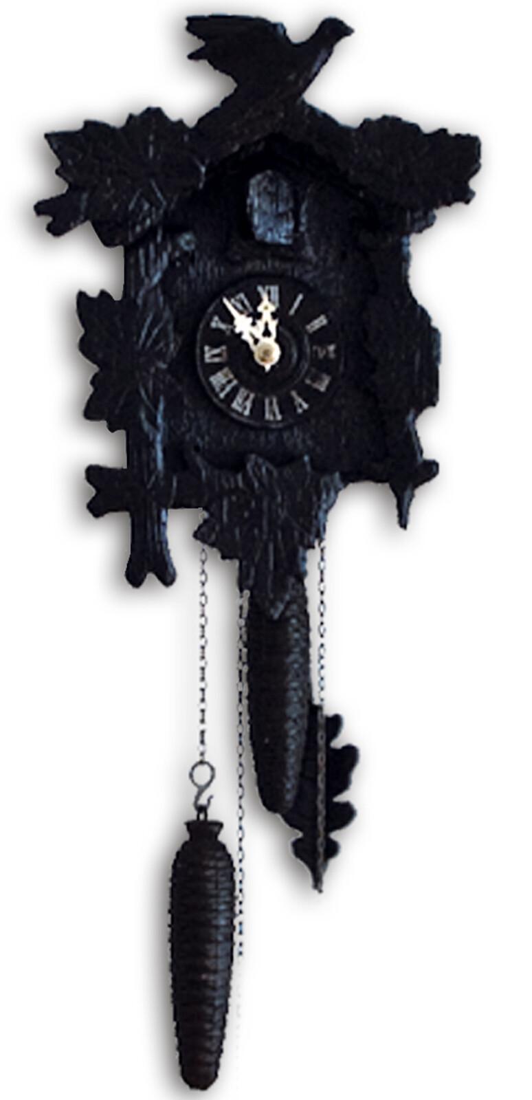 Smoke Clock I - Maarten Baas