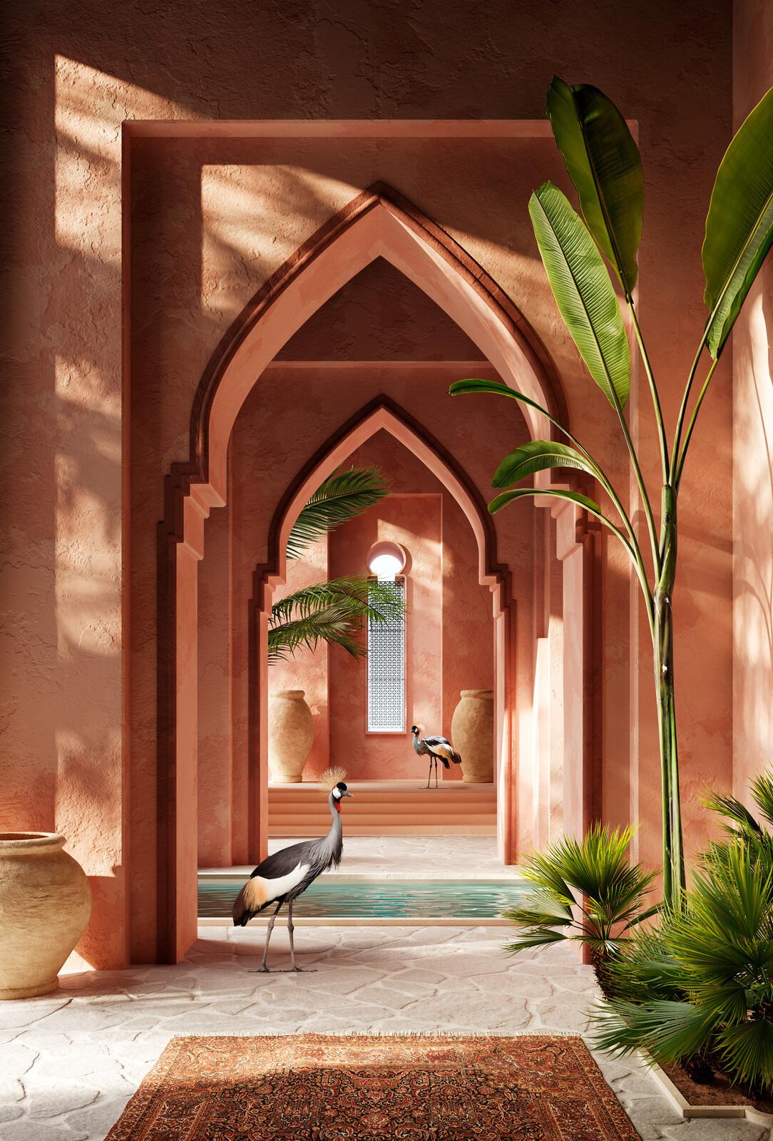 Pink Palace - Massimo Colonna
