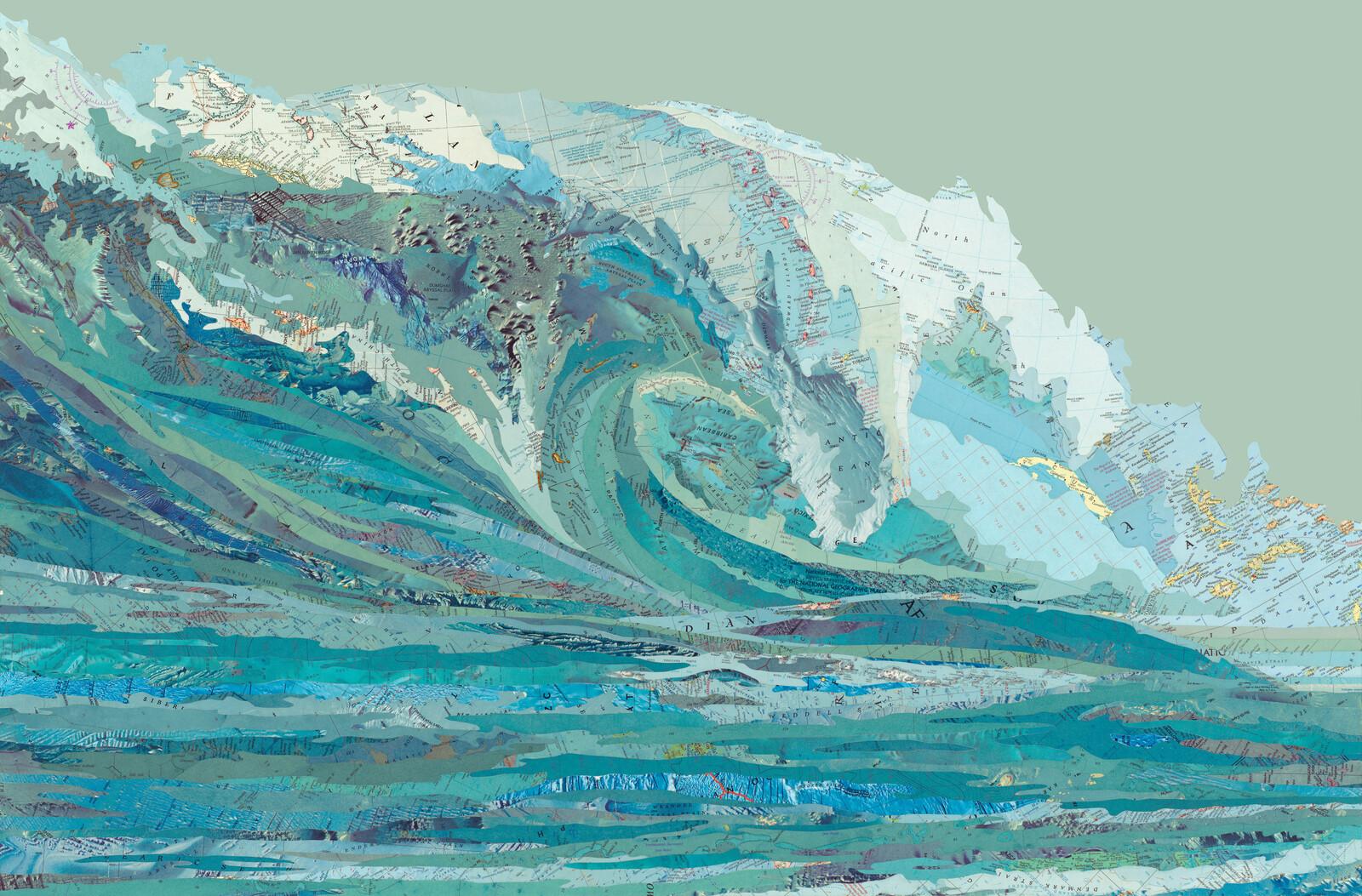 Mylan's Wave - Matthew Cusick