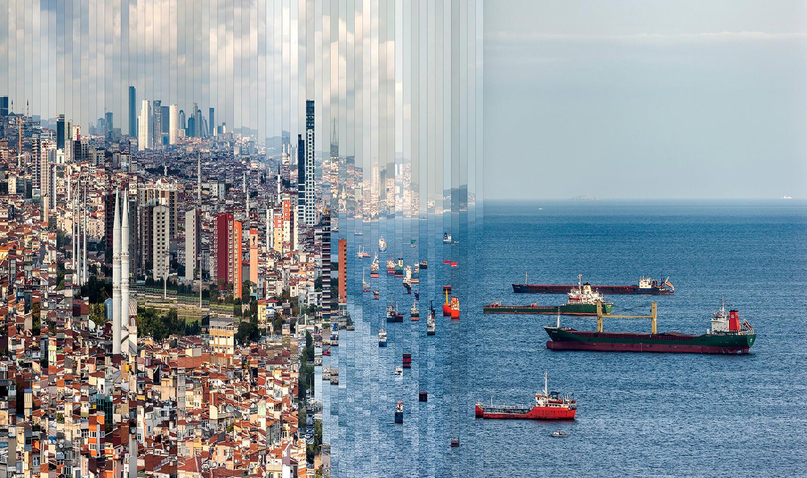Istanbul, Atakoy I - Murat Germen