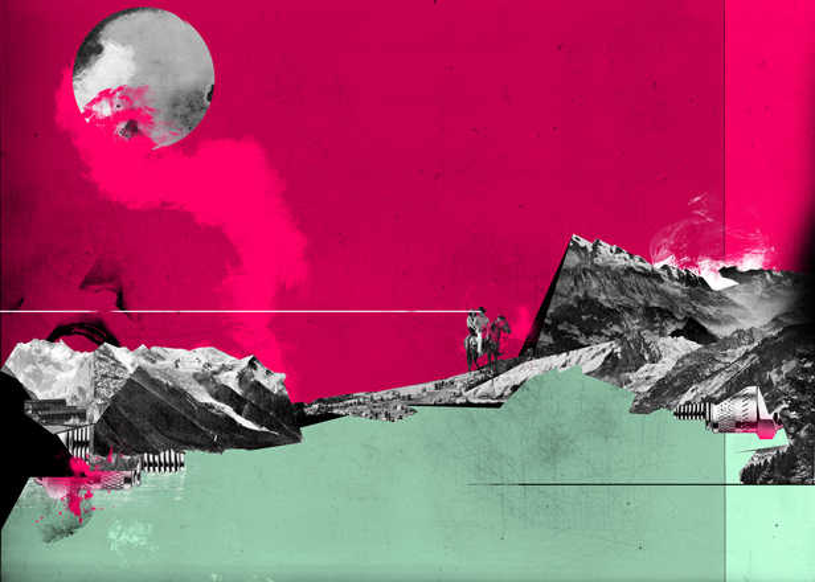 Landscape III - Marek Haiduk