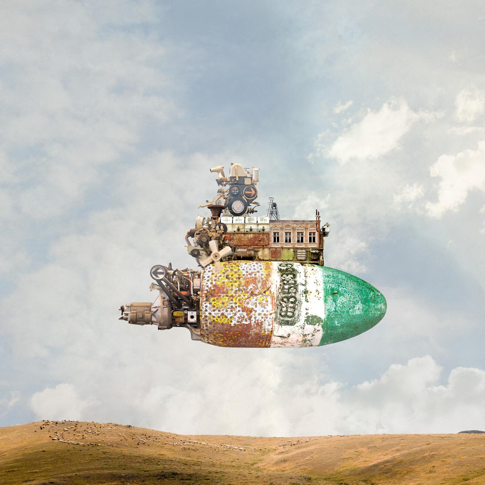Motorhome - Matthias Jung