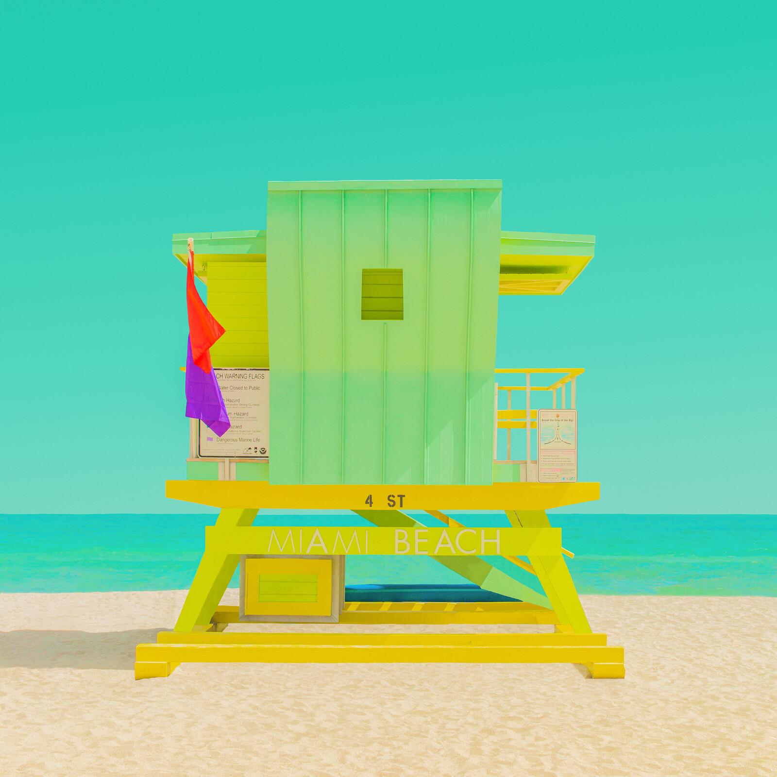 The Modern Paradise - Miami Beach 1 - Mijoo Kim & Minjin Kang